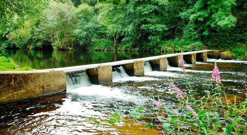 Gobierno gallego elimina punto vertido aguas residuales O Pino