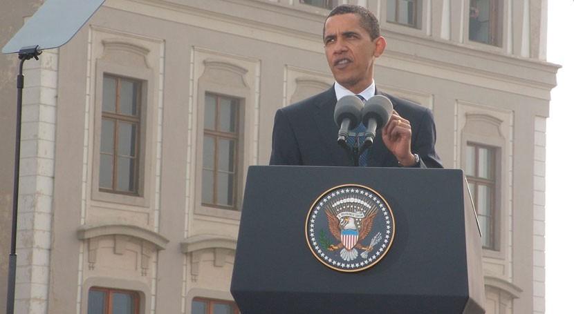 Obama lamenta falta liderazgo Estados Unidos lucha cambio climático