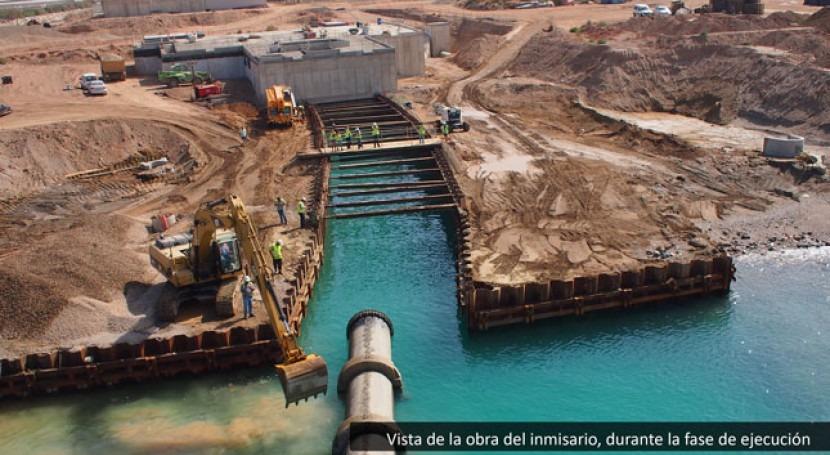 Campo Dalías, mayores desaladoras Europa, entra operación