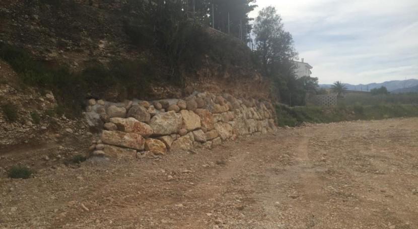 CHE y ACA adecuan tramo 1.000 metros río Sec, Tortosa (Baix Ebre)