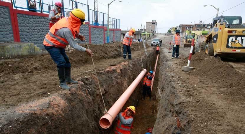 Gobierno Perú mejora sistema saneamiento y abastecimiento Tacna