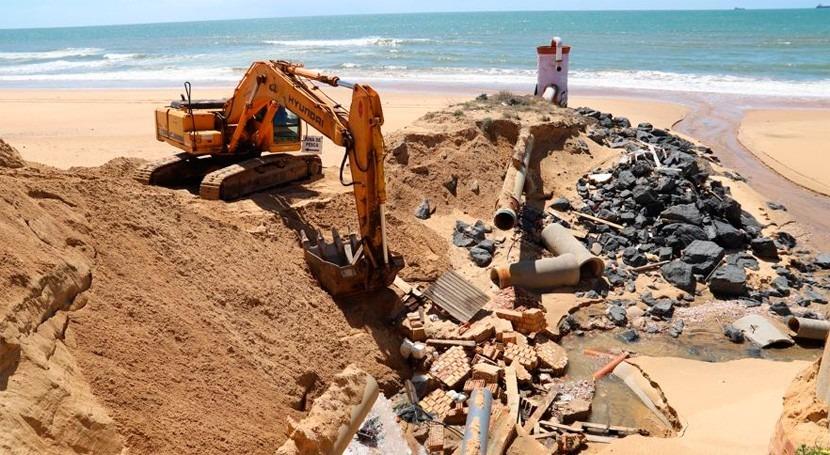 Autorizada 6 millones euros mejora y ampliación depuradora Mazagón Huelva
