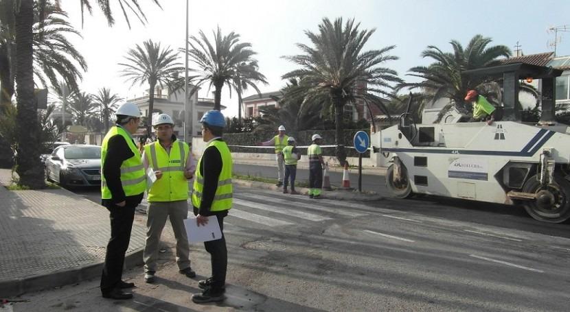 Ayuntamiento Orihuela e Hidraqua invierten más 500.000€ en mejorar alcantarillado
