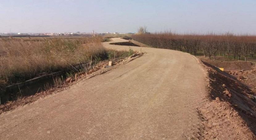 obras cauces afectados avenidas 2015 cuenca Ebro se encuentran al 99%