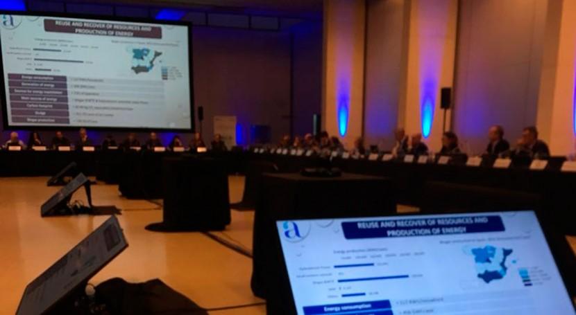 AEAS interviene 11ª reunión Iniciativa Gobernanza Agua OCDE