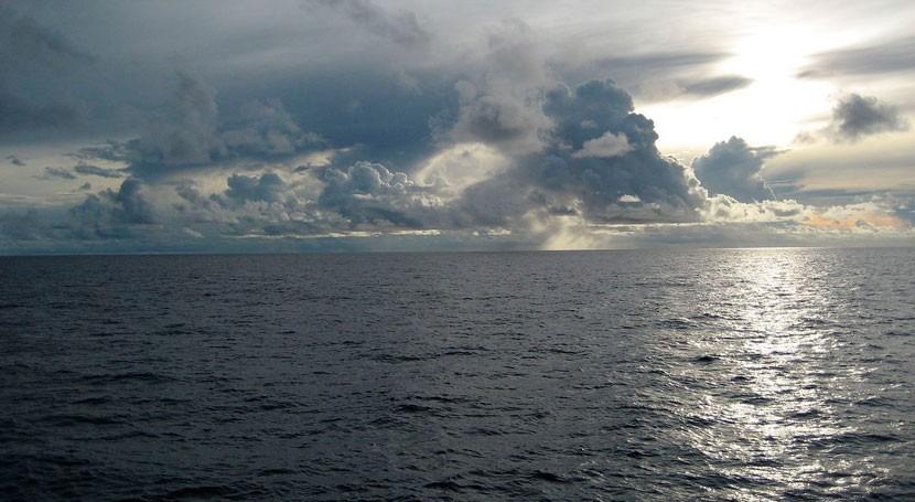 Descubierto enorme estanque metano Océano Pacífico