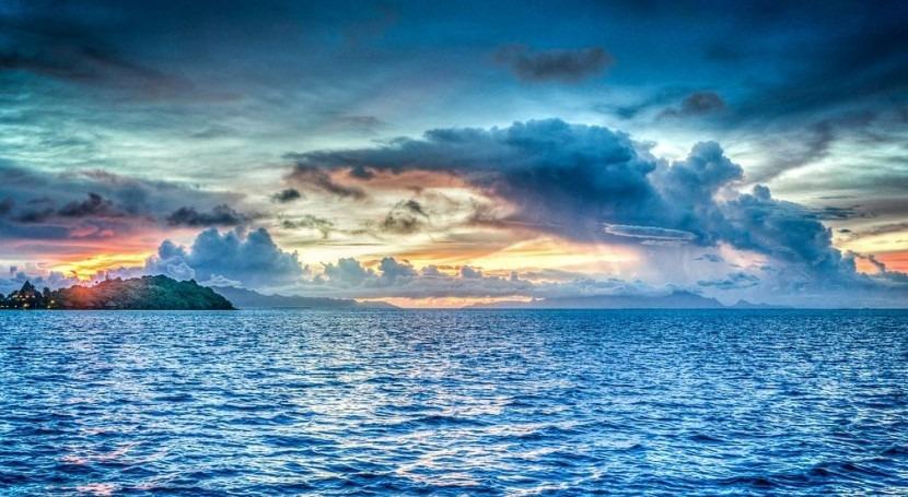 revolución industrial detuvo 1.800 años enfriamiento oceánico