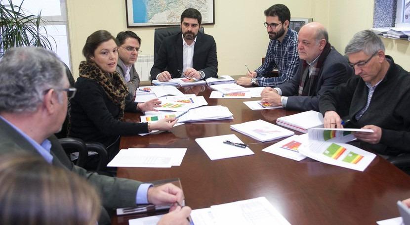 Oficina Técnica Sequía Galicia recomienda moderar consumo agua