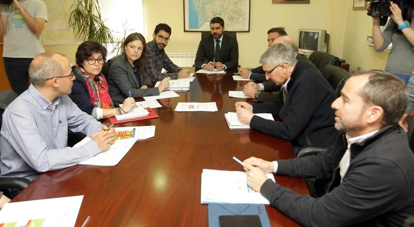 Galicia hace llamamiento al uso responsable agua abril extremadamente seco