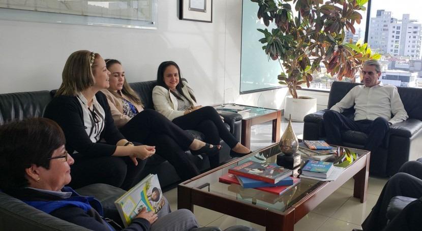 Agua Quito realiza intercambio experiencias empresas colegas región