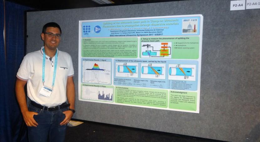 Proyecto perfeccionamiento caudalímetro ultrasonidos dos congresos internacionales