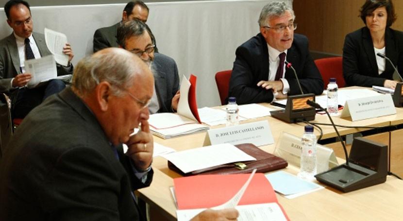 Gobierno Aragón muestra disconformidad plan cuencas catalanas