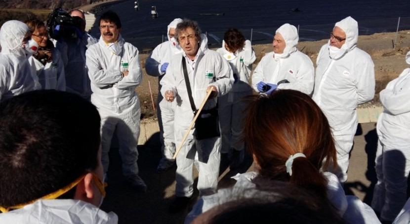 2016 será año clave lucha contaminación lindano Aragón