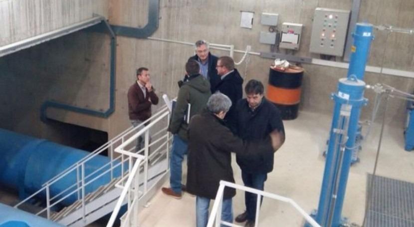 Aragón apuesta modelo financiación regadío basado modernización