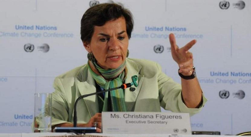 Cristiana Figueres (ONU).