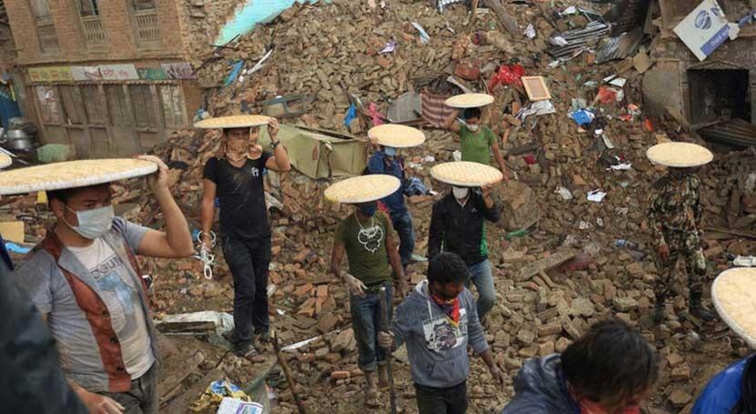 desastres naturales empobrecen más países más desfavorecidos
