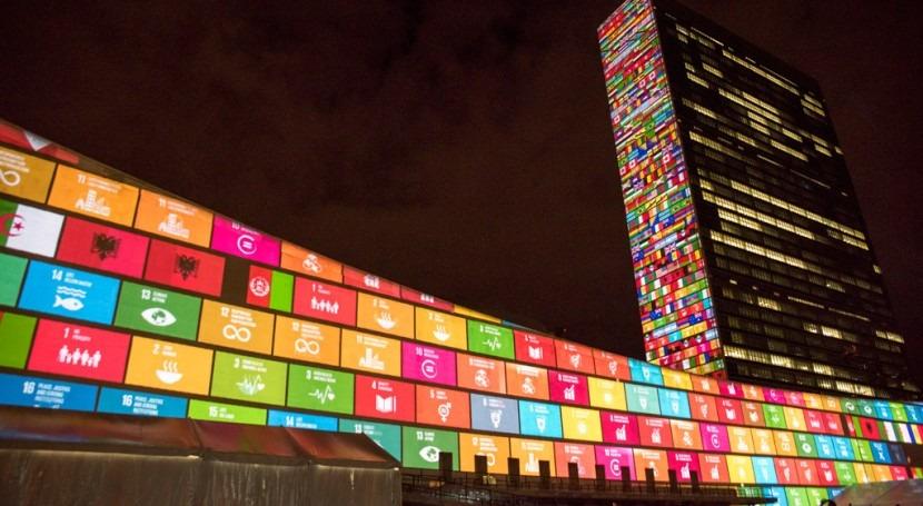 Naciones Unidas adopta nuevos Objetivos Desarrollo Sostenible