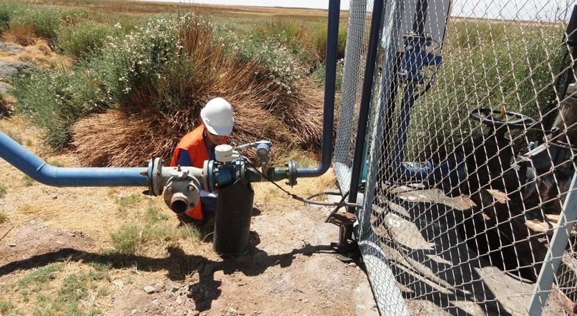 Chile optimiza control extracciones aguas subterráneas