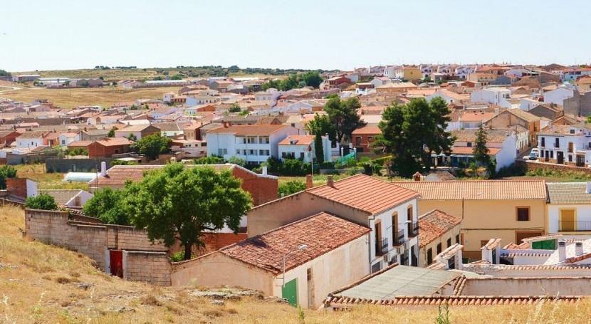 Ossa de Motiel, donde ha tenido lugar el epicentro del terremoto (Wikipedia/CC).