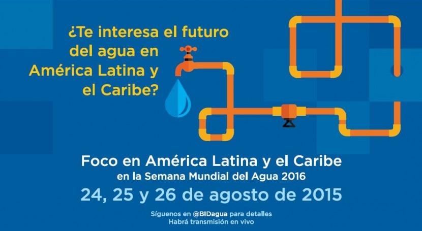 ¿Otra conferencia internacional agua?