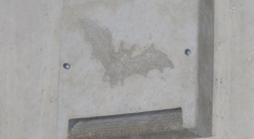 Instalación nidos golondrina y murciélago combatir mosquitos Parque Marjal