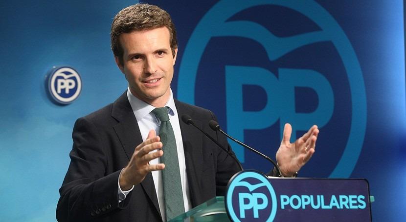 Promesa electoral PP: Pacto Nacional Agua trasvases y nuevos regadíos