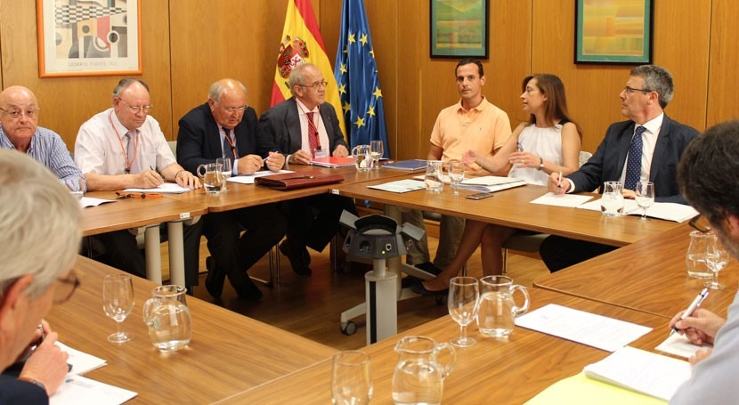 Turno Regantes España marco debate alcanzar Pacto Nacional Agua