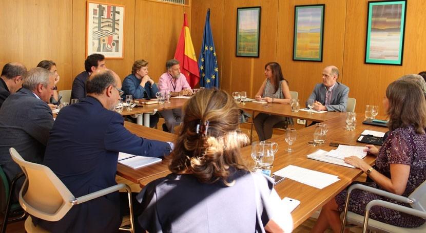 Turno sector agrícola marco Pacto Nacional Agua