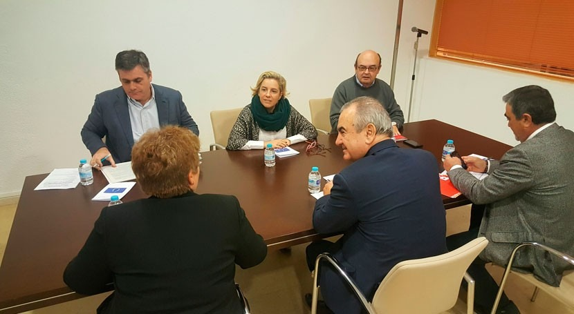 Pacto Regional Agua Murcia avanza pasos agigantados