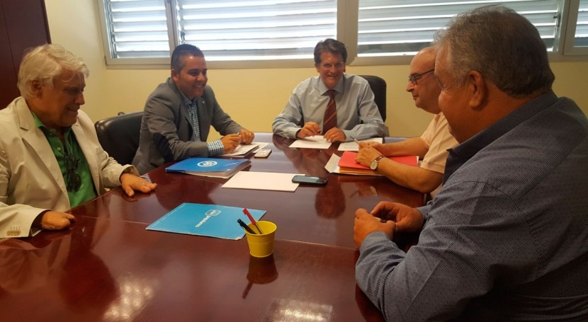 Murcia escuchará propuestas todos partidos Pacto Regional Agua