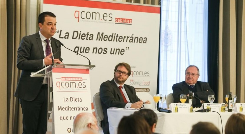 Castilla- Mancha pide pacto social agua que garantice futuro dieta mediterránea