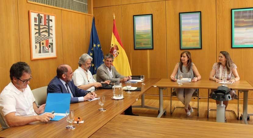 Turno País Vasco debate Pacto Nacional Agua