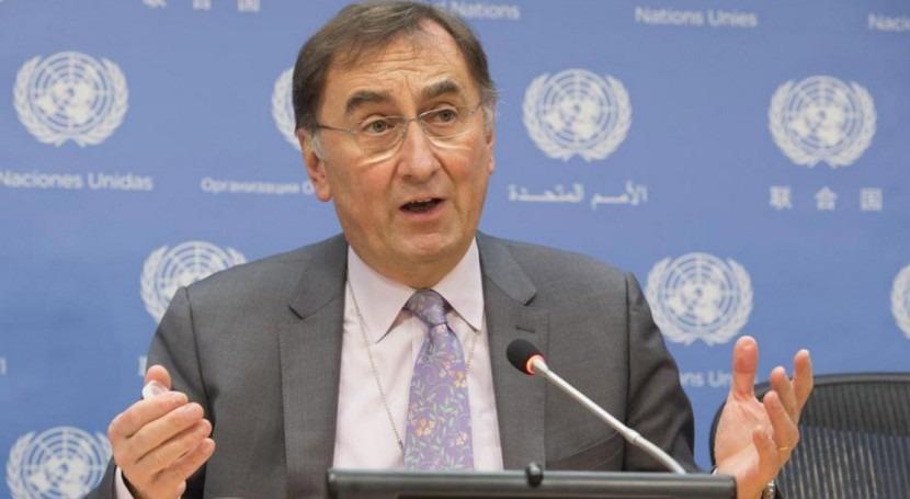 """Janos Pasztor: """"Todos gobiernos quieren verdad acuerdo cambio climático"""""""