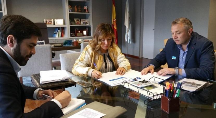 Xunta mejorará y ampliará infraestructuras abastecimiento Palas Rei