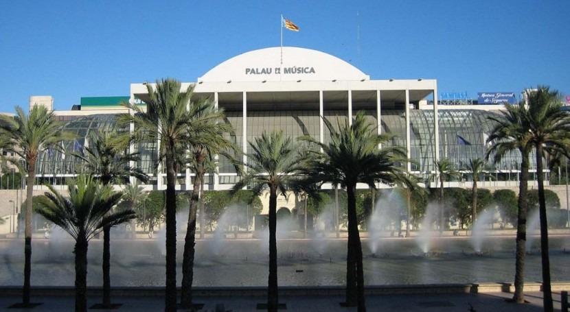 Palau Música abre nueva etapa mano Aguas Valencia
