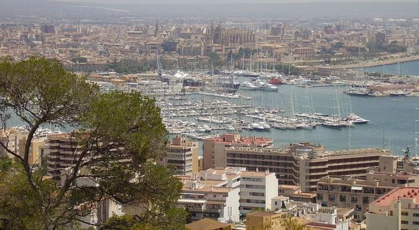 Palma de Mallorca (Wikipedia/CC)