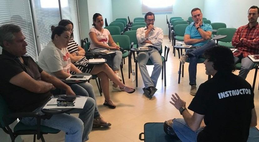 Comunidad Regantes Palos Frontera se convierte espacio cardioprotegido