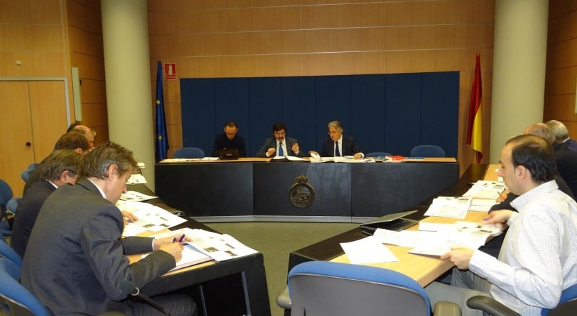 presidente CHE se reúne usuarios hidroeléctricos Pacto Nacional Agua