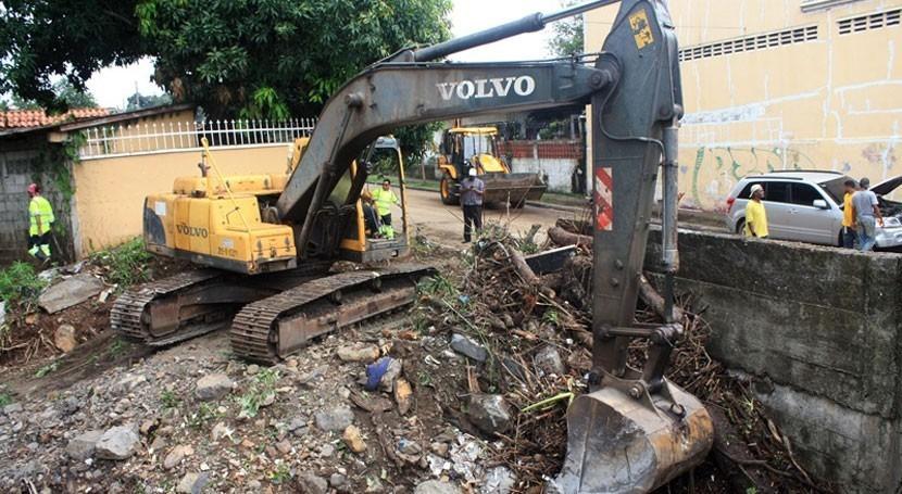 Panamá refuerza dragado Ciudad Capital y San Miguelito evitar inundaciones