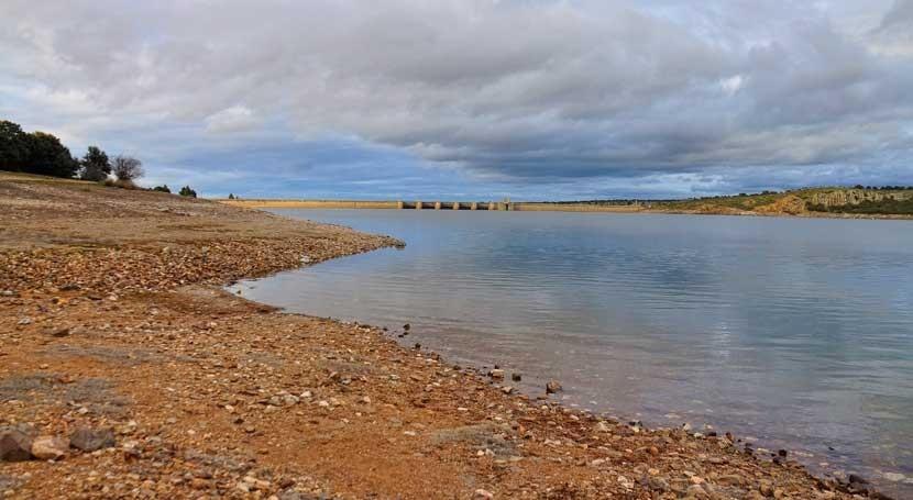 CHD, dispuesta ceder camino presa Santa Teresa Diputación Salamanca