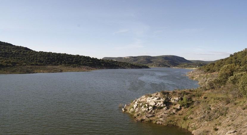 Pantano del Atance (Autor: José Ibáñez/Wikipedia/CC)