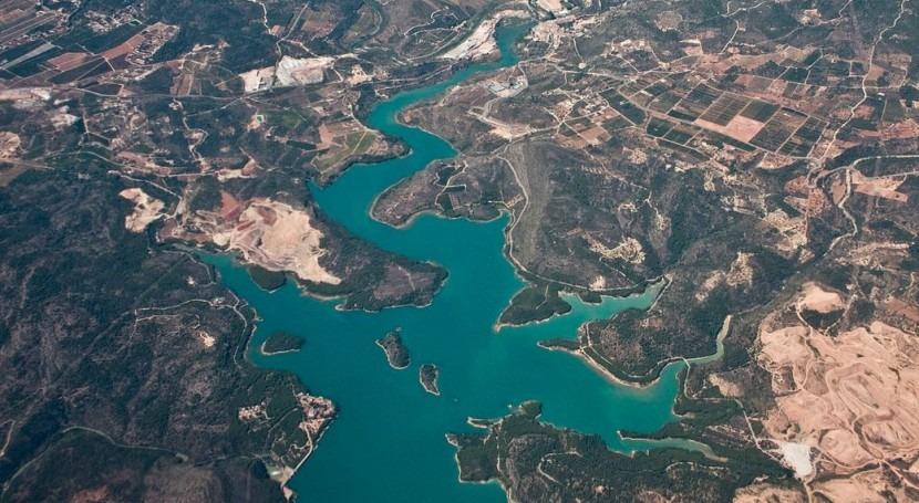 Embalse del Sitjar (Wikipedia/CC).