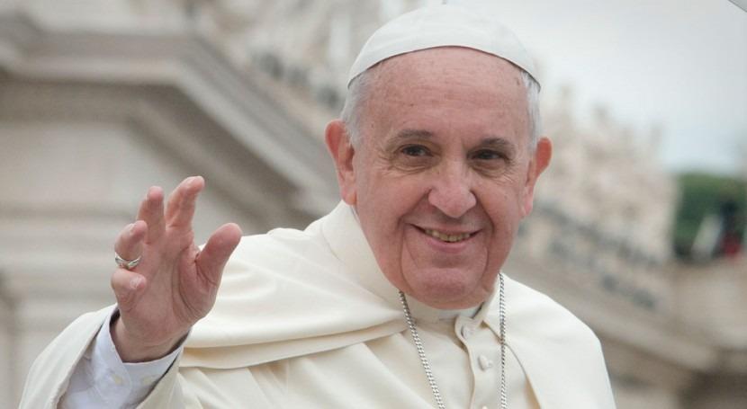 """Papa Francisco: """"Espero que histórico acuerdo París tenga cuenta más necesitados"""""""
