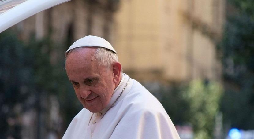 """Papa Francisco: """"Sería catastrófico no lograr acuerdo próxima Cumbre Clima París"""""""