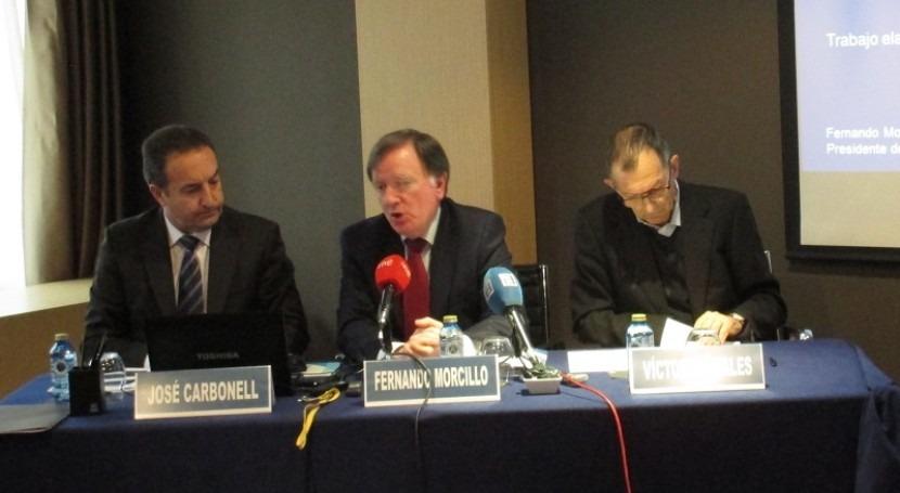 """Presentación informe """"Sostenibilidad social sector agua"""""""