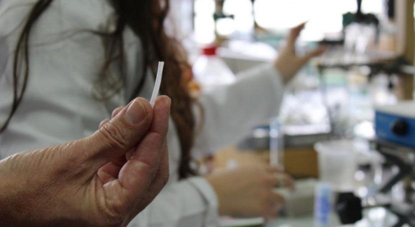 técnica que combina membranas y electricidad detecta parabenos aguas superficiales