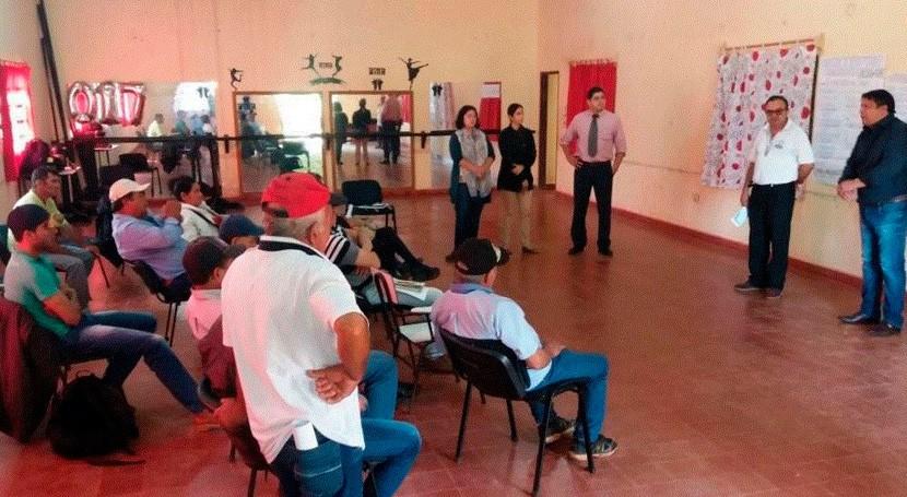 Paraguay promueve Mesa Intersectorial Agua y Saneamiento Concepción