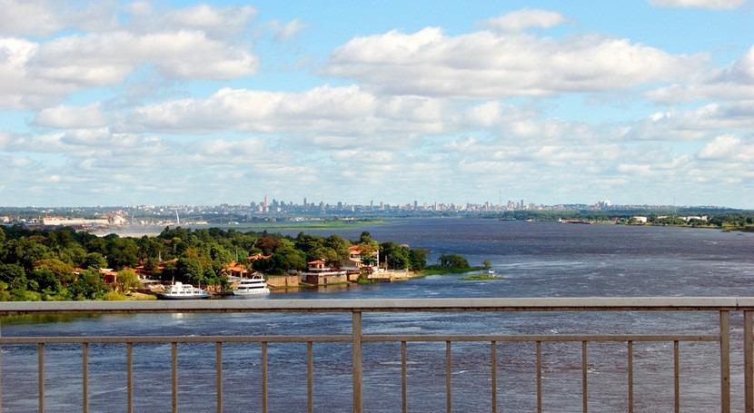 Paraguay trabaja mejora servicio agua potable Benjamín Aceval