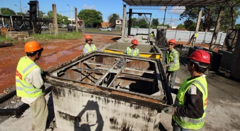 Paraguay invierte 1.000 millones dólares mejorar saneamiento país