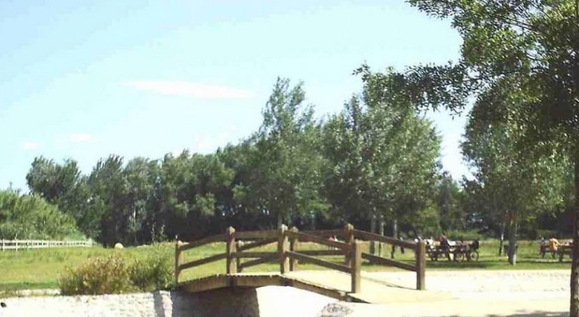 Parque natural Mitjana de Lleida (Wikipedia/CC).